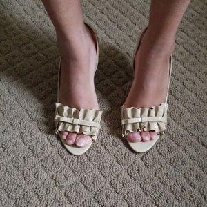 Nine West Sling back shoe